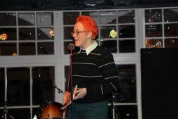 regular monthly spoken word night in Wellington