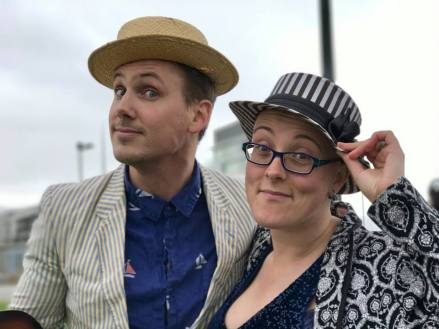 The Invisible Bisexuals at Out In The Park 2017
